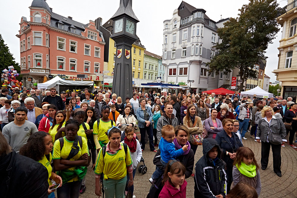Brückenfest Hörde International
