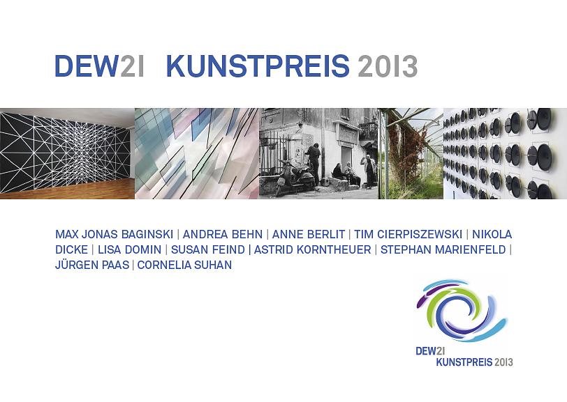 DEW21 Kunstpreis 2013